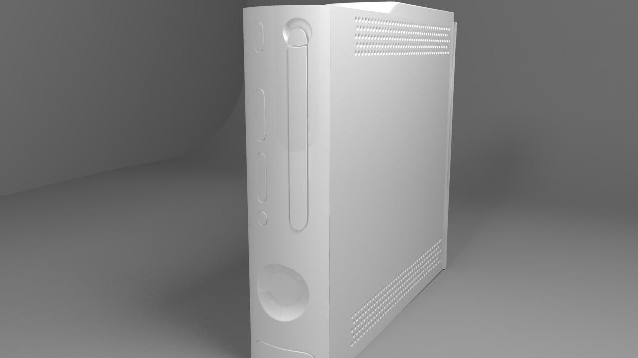 Xbox 360 Model